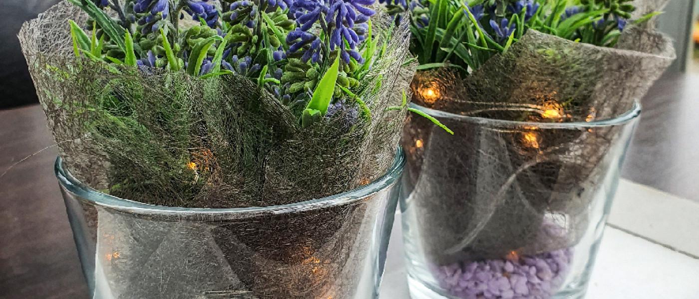 DIY Lavendel im Glas