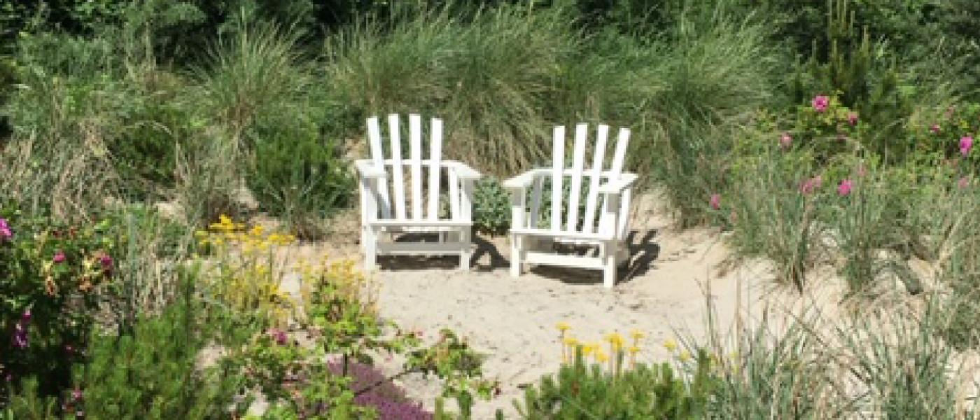 Wie wäre es mit einem Strandgarten?