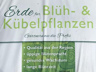 Unsere Besten Erde Blüh- & Kübelpflanzen 40L