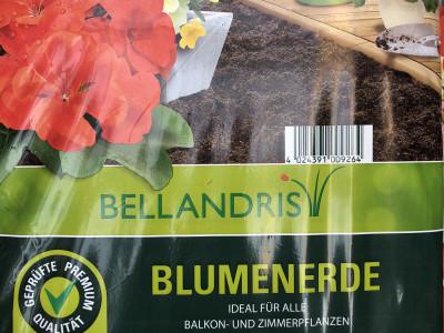 Bellandris Blumenerde 55L